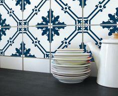 Azulejos brillantes   -   shiny tiles