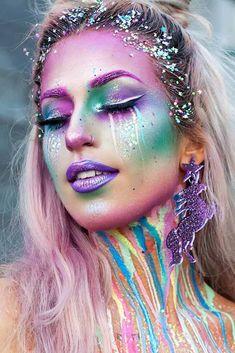 Nek makeup