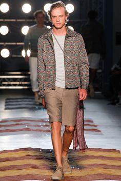 Missoni | Spring 2013 Menswear Collection | Style.com