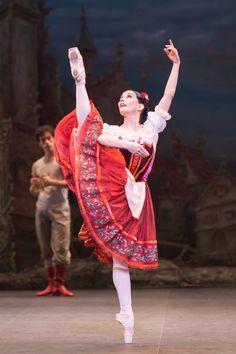 Tamara Rojo. Photo: Arnaud Stephenson ♥ Wonderful! www.thewonderfulworldofdance.com #ballet #dance