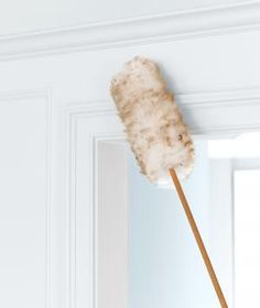 The best way to clean your ceilings and walls...