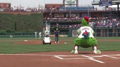 The Philliebot is Literally a Lean Mean Pitching Machine #robots #technology trendhunter.com