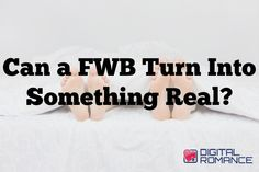 "Can a FWB Turn Into Something Real? - Wondering if a ""Friends With Benefits"" relationship can actually turn into something real? Michael Fiore offers some important insights... #friendswithbenefits #dating #advice"