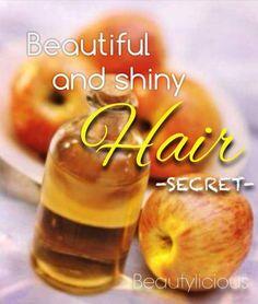 Jabukovo sirce za lepsu kosu