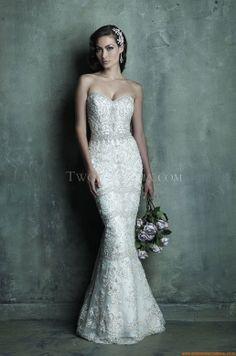 Wedding Dresses Allure C288 Couture 2014