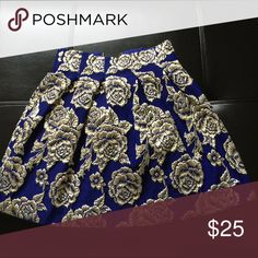 FINALE SALE PRICE $15 FIRM small skater skirt Small lined Skirts Circle & Skater