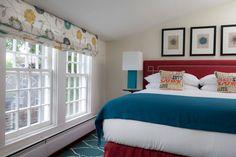House of Turquoise: Rachel Reider Interiors + Chapman House {fun contrast}