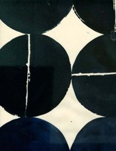 More dots from Luli Sánchez contemporary abstract modern textile print art minimalism