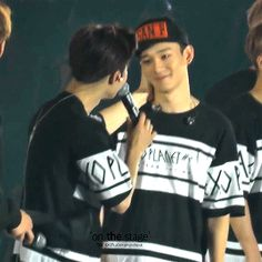 """2/2 """"shameless flirting on stage """""""