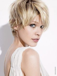 Krótkie fryzury 2015. Najpiękniejsze, najbardziej kobiece, ultra seksowne - Strona 13