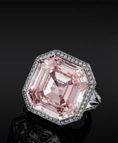 So many gorgeous pink diamonds ... how to pick?! ha ha ha