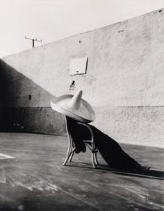 TODD BURRIS: Girl with Sombrero