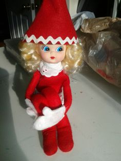 Morna Jingles elf elf on a shelf
