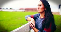 Joanna Gaines is a wife, mother, HGTV designer, and most importantly she's a proud Christian. And hearing her tell how God spoke to her in her life to use her truly amazed me. What an inspiration. God bless the whole Gaines family!