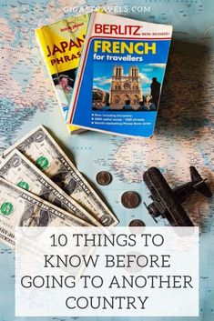 If it is your first time travelling internationally or maybe it's been a while, here are 10 things you need to know before travelling to another country. Travel Checklist, Travel Tips, Travel General, Things To Know, Time Travel, First Time, Need To Know, Travelling, Country