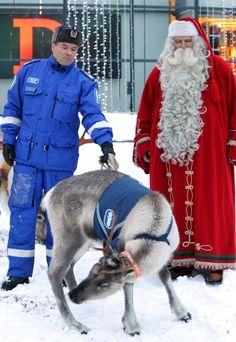 Poliisi: Etelässä rauhaton jouluyö, pohjoisessa kehno sää hillitsi - ESS.fi