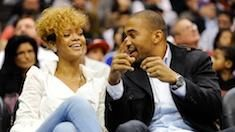 Matt Kemp: Rihanna and the Paparazzi  Graham Bensinger sits down with Dodgers' Matt Kemp at his Hollywood Hills home.