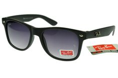 Classic Ray Ban RB2140 Sunglasses Black Frame Grey Lenses $14.86..I like it,so cool