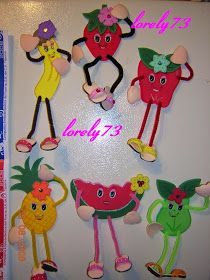 Fruit and vegetables crafts preschool art projects 21 ideas for 2019 Kids Crafts, Preschool Art Projects, Preschool Crafts, Preschool Activities, Diy And Crafts, Arts And Crafts, Paper Crafts, Fruit Decorations, School Decorations