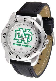 University of North Dakota Men's Workout Sports Watch