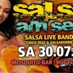 SALSA AM SEE  Live Band Salsaborrr  Mosquito Bar
