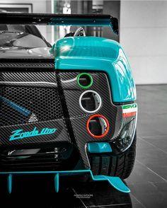 Zonda Uno  ______________________________________  by @supercarsofhongkong (at Pagani Automobili S.p.A.)