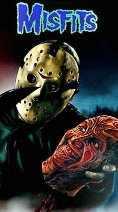 Misfits - Freddy Vs. Jason
