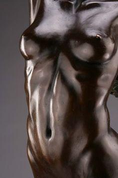 Sculpture by Blake Ward/ Flamenco Sculpture Clay, Bronze Sculpture, Anatomy Poses, Traditional Paintings, Art Model, Erotic Art, Figurative Art, Online Art, Female Bodies