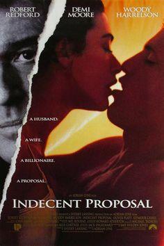 Una proposición indecente (1993) - FilmAffinity