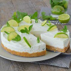 Torta fredda al mojto