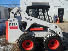 BOBCAT S 175 SKID STEER LOADER