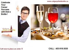 Click this image and read this blog and know how Calgary liquor delivery helps you in throwing a success-party with good quality foods & liquor.   #DialaBottle  #Liquordelivery