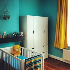 Gehaakt babydekentje voor de kinderkamer van @Kelly Deriemaeker