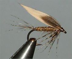 The March Brown wet fly