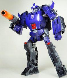 Galvatron Transformers Combiner Wars Custom
