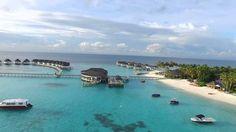 Centara Grand Maldives Fly by Drone