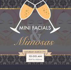 Rodan  Fields Mini-Facials and Mimosas by HoneyMoonApothecary