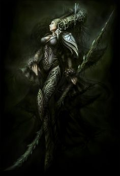 Online digital art gallery of best pictures and photos from portfolios of digital artists. Manually processing and aggregation artworks into the thematic digital art galleries. Dark Fantasy Art, Dark Art, Fantasy Women, All Mythical Creatures, Deviantart Fantasy, Warriors Pictures, Wolf, Fantasy Posters, Digital Art Gallery