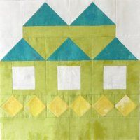 Be My Neighbor quilt-a-long from Moda fabrics