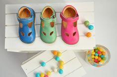 Ocra summer sandals - Via Raaf en Vos