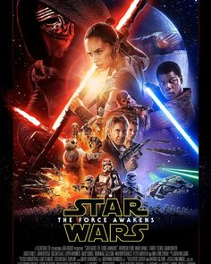 Proud to introduce the official Star Wars: The Force awakens poster. Many years have passed and now a new journey begins #soproud #december18 #Haveyoufeltit by john_boyega