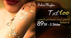 Finally taking the plunge and getting the tattoos you've always dreamed of? Don't hesitate, get the tattoo you have always wanted, only for SR 89. There's no reason to pay full price for your tattoos when you can get a great voucher discount from 3lamodak. Take advantage of this offer now and buy your vouchers right away.