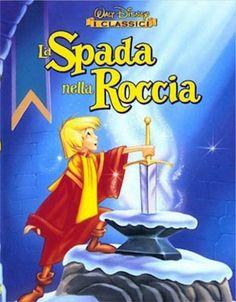 La Spada nella Roccia (The Sword in the Stone) Disney