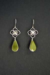 Rumi Sumaq handcrafted earrings: LOVE! Go like them on facebook and check out all their wonderful jewlery!