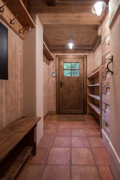 Chalupa - Jizerské hory :: Reality 1788 Mudroom, Armoire, Diy And Crafts, Cottage, Cabin, Interior Design, Furniture, Home Decor, Laundry