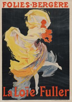 love old french posters