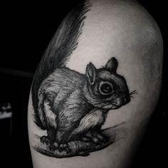 ✖ Squirrel 🐿    #art #artwork #blacktattoo #blxckink #blackworkers #blackworkerssubmission #blackart #darkartists #drawing #engraving #electricink #equilattera #inkstinct_tattoo_app #inked #tattooistartmagazine #tattoodo #tattoo #tatuagem