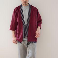 50年代のアンティーク野良着引っ張りです。ジャパンヴィンテージの中でも比較的珍しい二枚仕立て、襤褸お好きな方にもお勧めです。