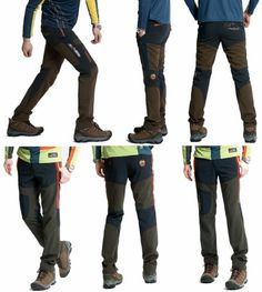 korea_top mens Hiking pants travel climbing Caving Trekking Fishing trousers
