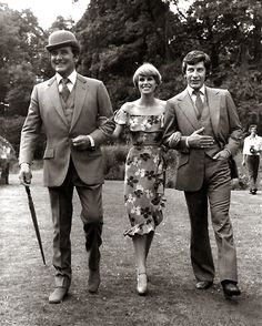 Steed, Purdey and Gambit